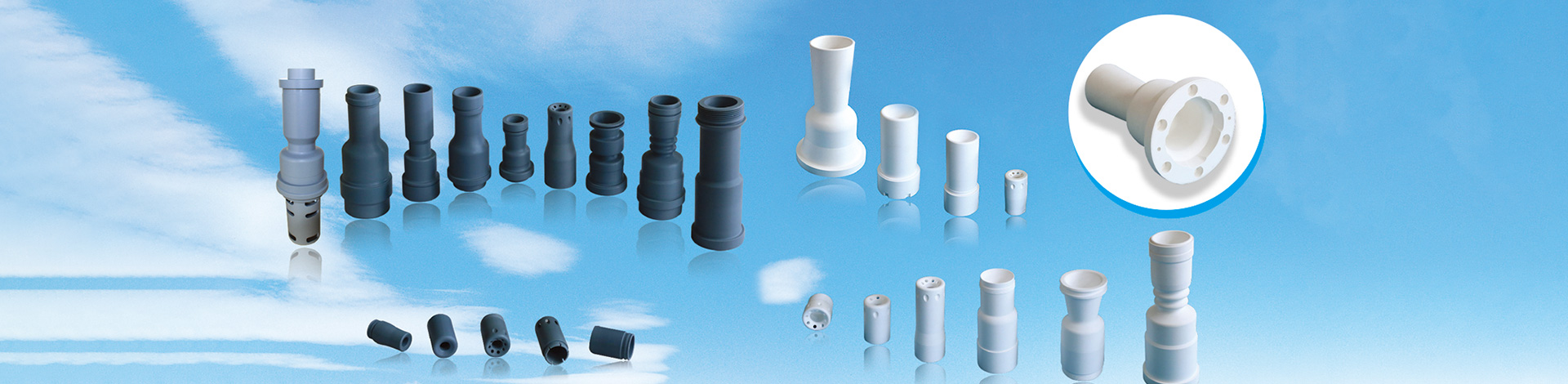 PTFE Nozzle Series Products